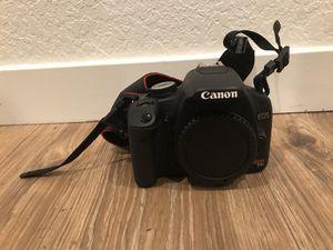 Canon rebel t1i for Sale in Santa Monica, CA
