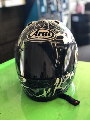 L Tommy Gun Arai helmet for Sale in Nashville, TN