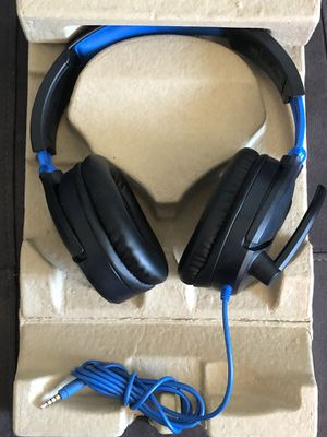 Turtle Beach Recon 70 wired stereo gaming headset for PS4 for Sale in The Bronx, NY