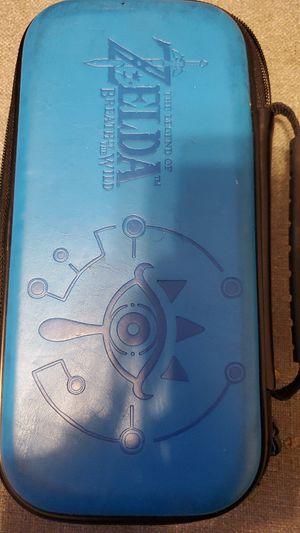 Nintendo Switch Zelda Case for Sale in Santa Ana, CA