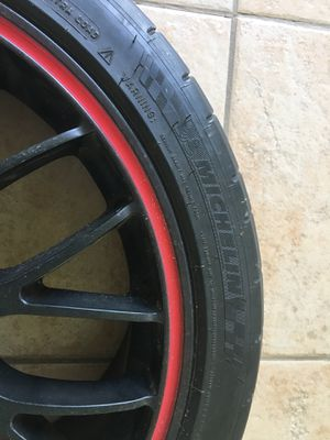 Wheels and tires assembly. for Sale in Boynton Beach, FL