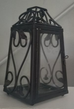 PRINCESS HOUSE CANDLE LANTERN HOLDER [ LEAF TRELLIS ] for Sale in Oregon, OH