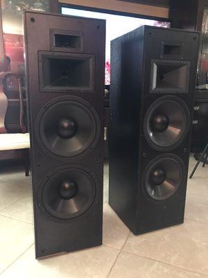 Klipsch KLF30 speakers for Sale in HALNDLE BCH, FL
