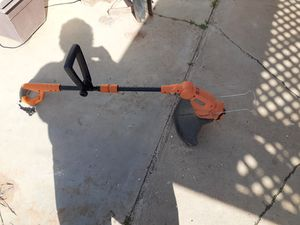 Worx weed eater for Sale in Holtville, CA