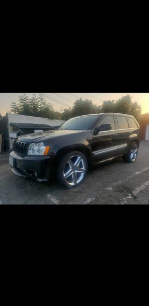 Parts 2007 jeep srt8 for sale complete for Sale in Los Angeles, CA