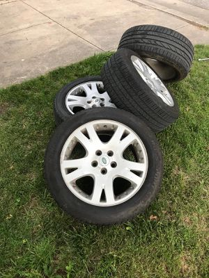"""Range Rover rims 19"""" for Sale in Bowie, MD"""