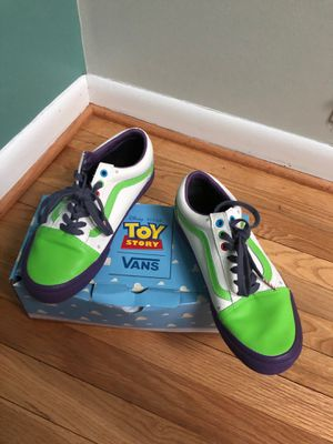 Limited Toy story Shoes 7 in men 8 1/2 in women for Sale in Wheaton, MD