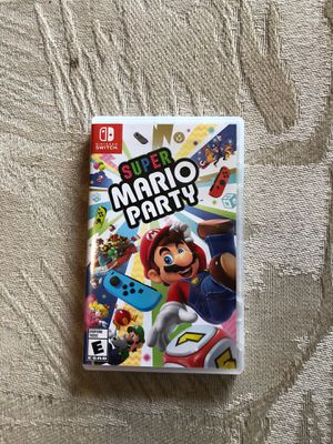 Super mario party brand new for Sale in West Covina, CA