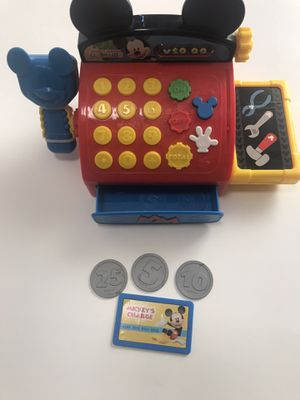 Mickey Mouse Cash Register for Sale in San Diego, CA