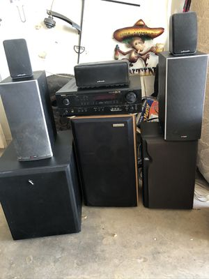 Home theatre stereo system for Sale in Mesa, AZ