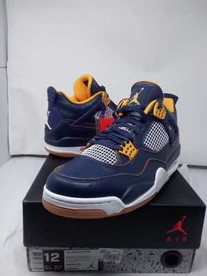 Air Jordan Retro 4 never worn attention grabbers must have for Sale in Miami, FL