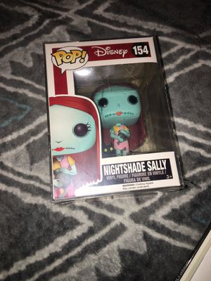 Nightmare before Christmas (sally) funko pop for Sale in Richmond, CA