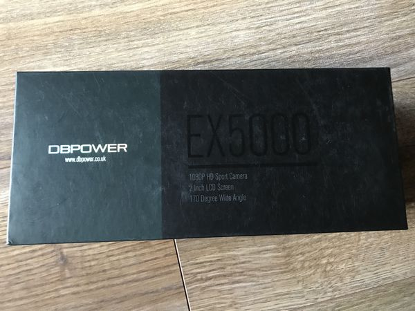 Action Camera - DBpower EX5000