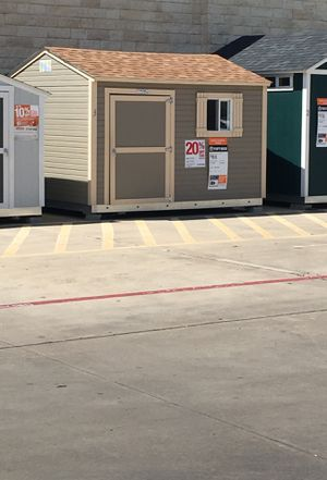 Tuff Shed Display Sale for Sale in Austin, TX