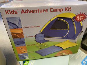 Brand new kids adventure camp kit for Sale in Murrieta, CA