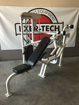 Quantum Bench/Incline/Shoulder Press for Sale in Katy, TX