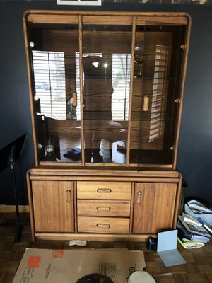 Dining hutch for Sale in Bentonville, AR