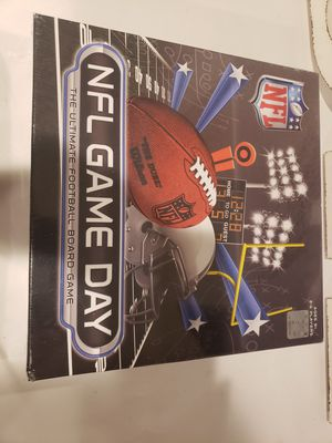Brand new NFL game day board game for Sale in Aurora, CO