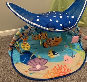 Finding Nemo play mat for Sale in Louisville, KY