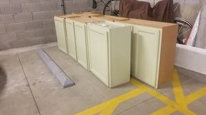 3 Upper Kitchen Garage Cabinets for Sale in Chicago, IL