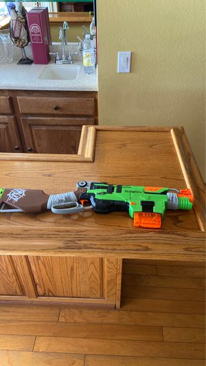 Nerf, sling fire gun for Sale in Upland, CA