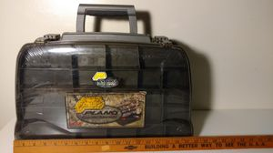 Plano 1444 model multi-section fishing tackle box for Sale in Columbus, OH