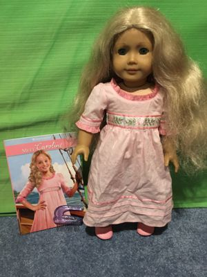 American girl doll - Caroline Abbott, archived Dec. 2015 for Sale in Wall Township, NJ