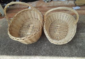 2 baskets for Sale in Decatur, GA