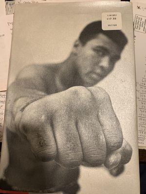 Ali Hardback Book for Sale in Riverside, CA