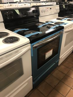 $39 TAKE HOME! Stainless Electric Stove Oven Frigidaire FIRST COME!! #3380 for Sale in Washington,  DC