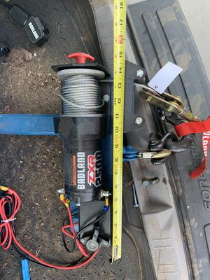 Hitch winch for Sale in Easley, SC