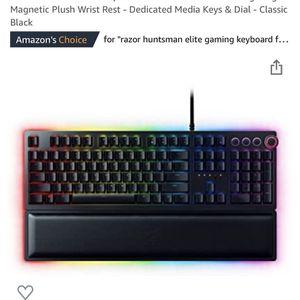 Razer Huntsman Elite Keyboard RZ03-0187 for Sale in Jersey City, NJ
