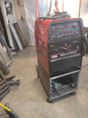 Lincoln precision Tig 375 welder with bonus addons for Sale in Vancouver, WA