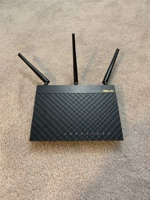 Asus dual band router for Sale in Annandale, VA