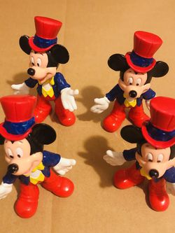 Vintage Mickey Mouse Figures for Sale in Fontana,  CA