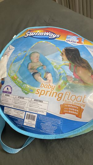 Baby spring float for Sale in Orlando, FL