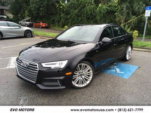 2017 Audi A4 for Sale in Seffner, FL
