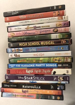 Assorted DVD movies for Sale in West Palm Beach, FL