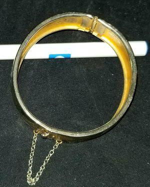 Vintage 1940s Split Cuff Bracelet **Amazing Gift** for Sale in Lansing, IL
