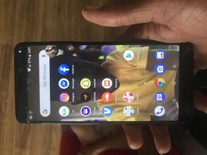 Cracked LG Revvl 2 Plus for Sale in Atlanta, GA