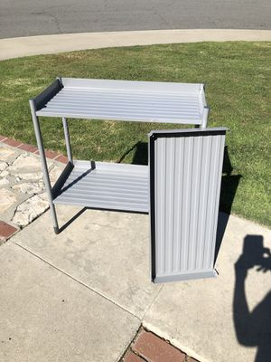 Metal shelving unit for Sale in Midway City, CA