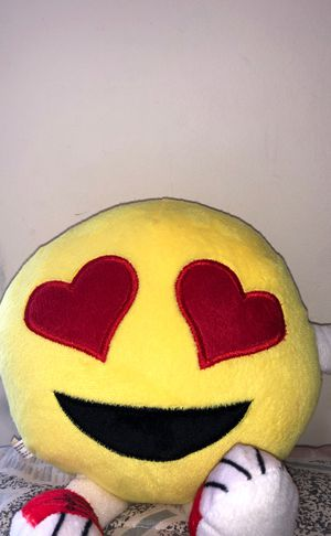 Emoji stuffed animal for Sale in Germantown, MD