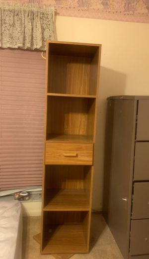 Swivel shelving and full length mirror - pick up - bring dolly for Sale in Fort Lauderdale, FL