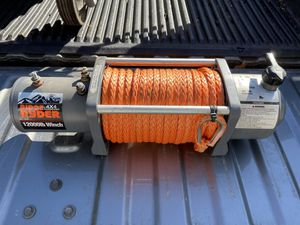 Ridge Ryder Winch - 12k lbs for Sale in Gig Harbor, WA