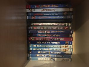 Kid DVDs for Sale in Arlington, TX