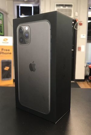 Finance New Unlocked iPhone 11 Pro Max - No Credit Needed! for Sale in Providence, RI