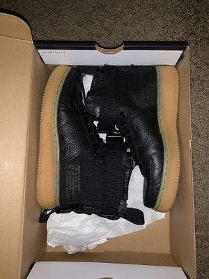 Women's Nike SF Air Force 1 Mid - Sz 6 for Sale in Federal Way, WA