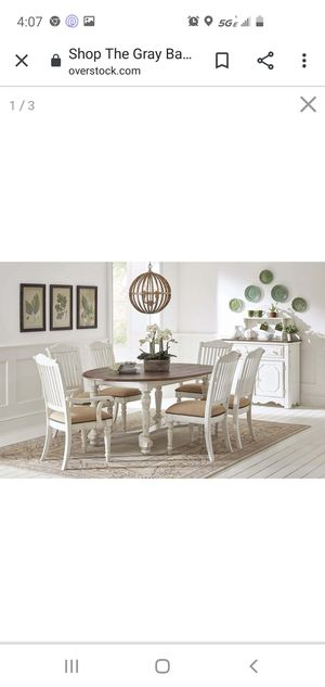Farmhouse dining table for Sale in Chico, CA