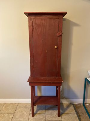 Raspberry Colored Armoire for Sale in Columbia, MO