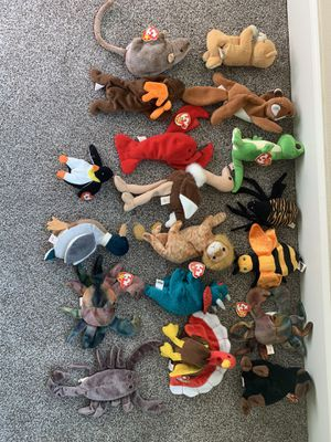 Ty Beanie Babies Lot for Sale in Happy Valley, OR